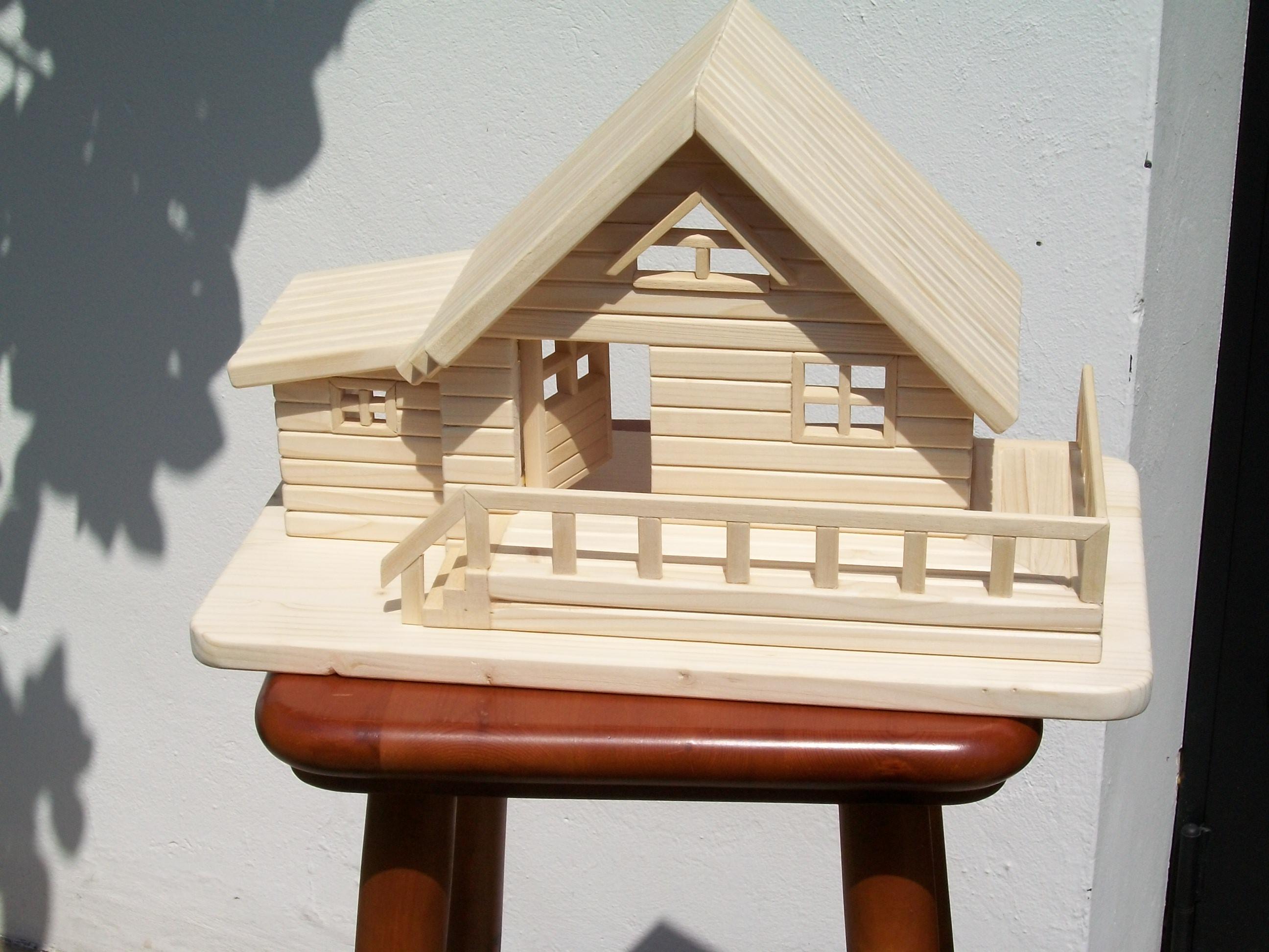 Oggetti in legno fai da te by silvano capanna con - Bricolage fai da te idee ...