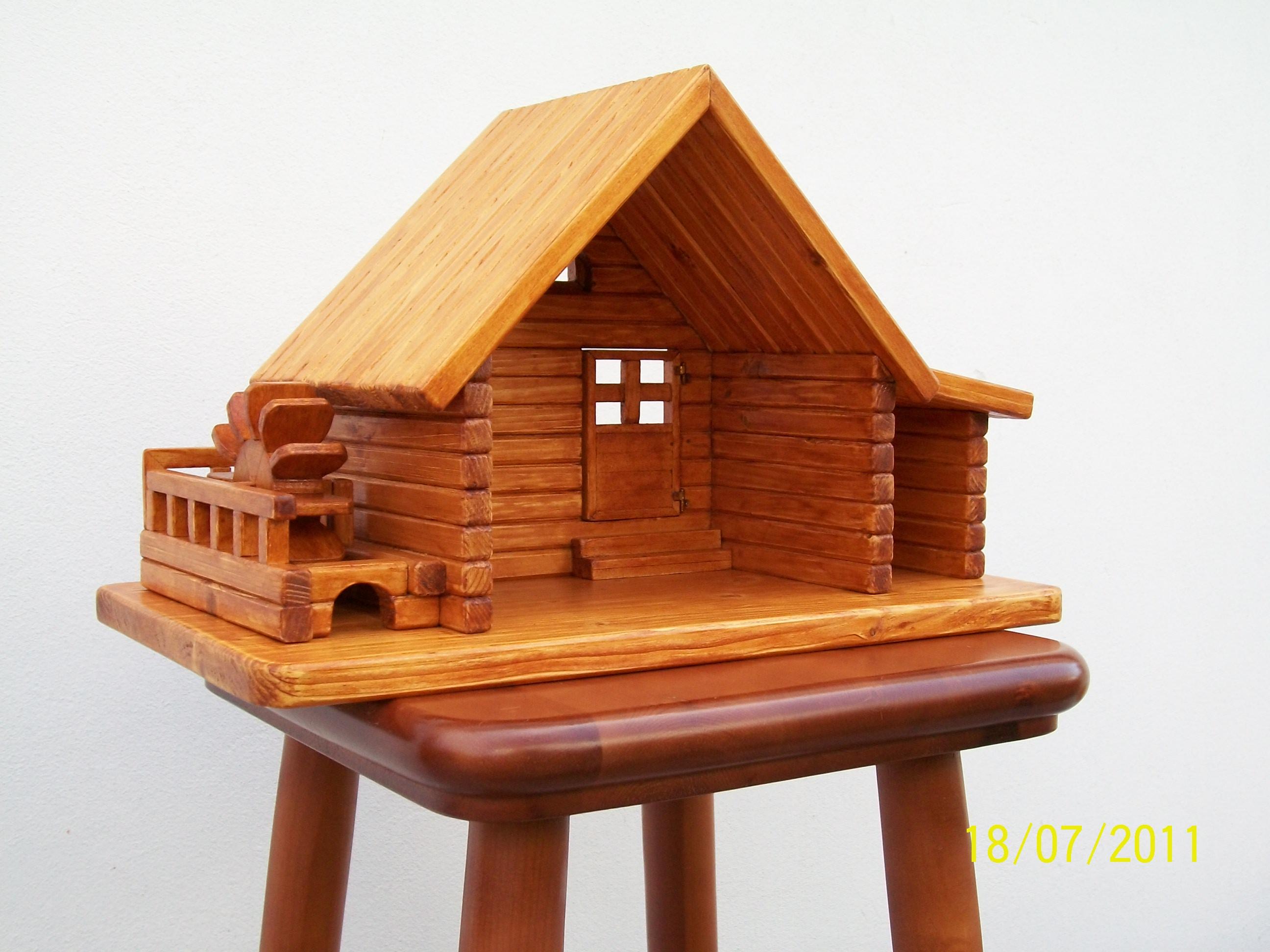 Oggetti in legno fai da te by silvano capanna con for Oggetti natalizi fai da te