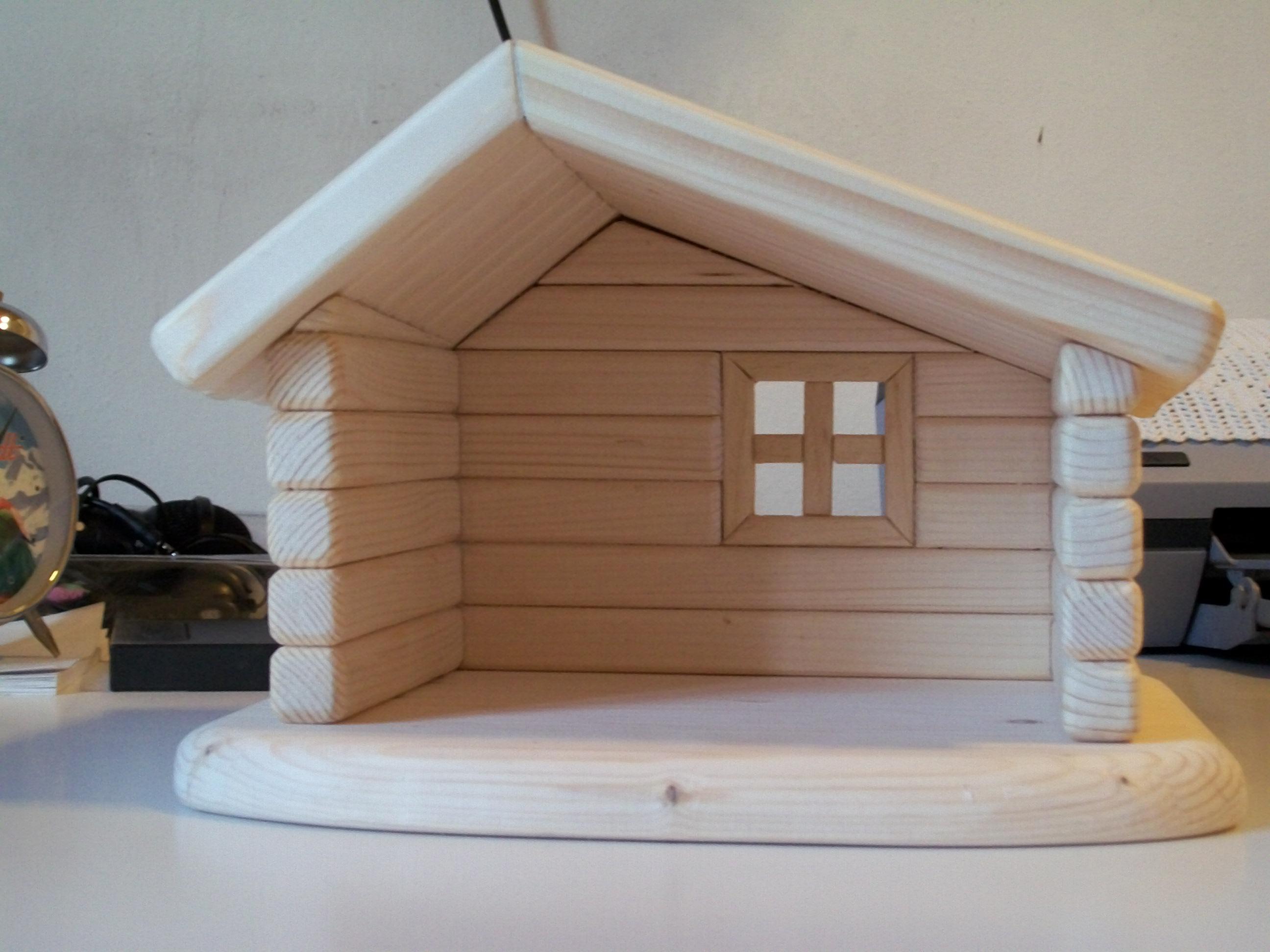 Oggetti in legno fai da te by silvano capanna tipo for Soprammobili fai da te