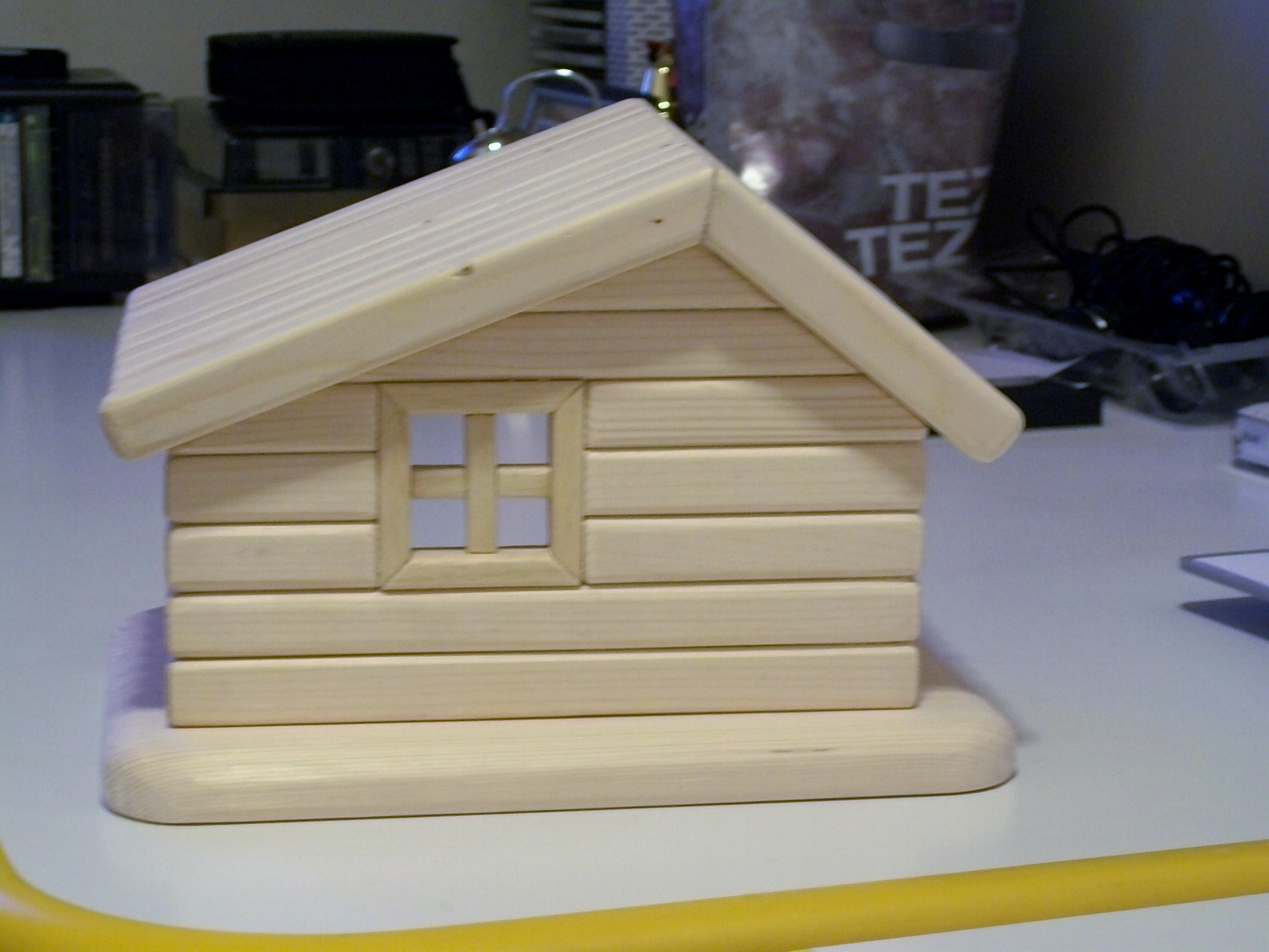 Oggetti in legno fai da te by silvano capanna tipo for Oggetti in legno fai da te