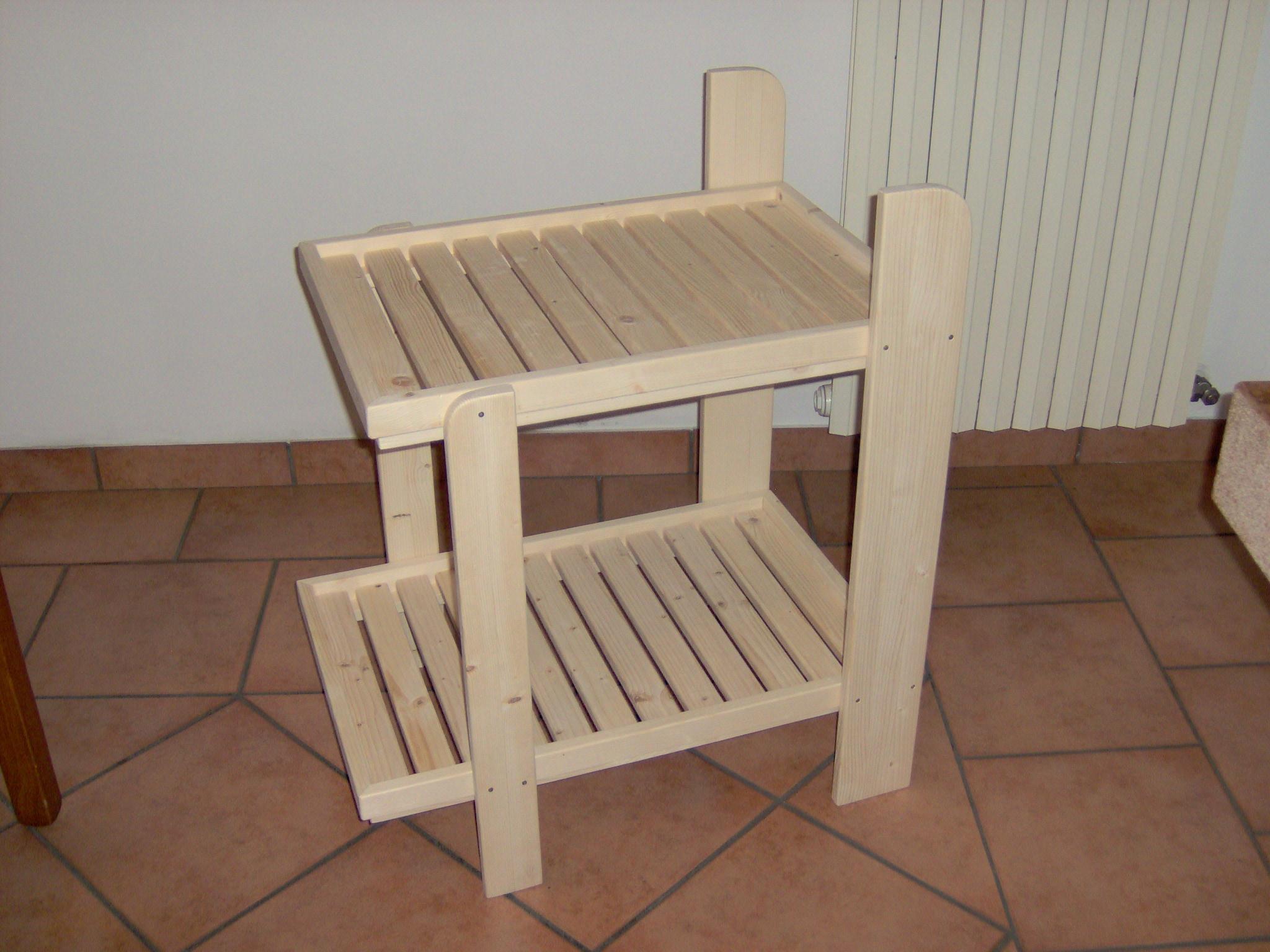 Oggetti in legno fai da te by silvano carrello for Carriola legno fai da te